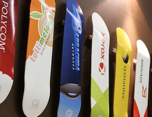 customized skateboard decks