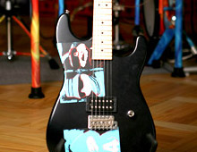 fender guitar graphics