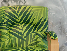 printed lobby chairs