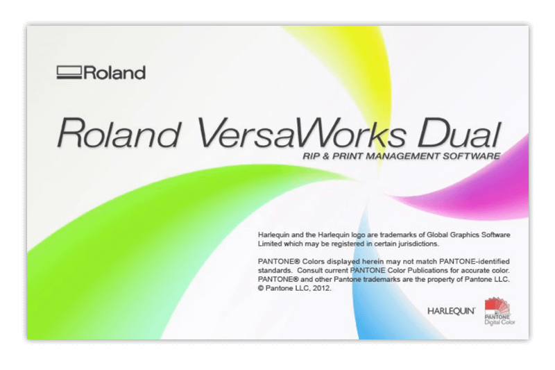Roland  VersWorks Dual