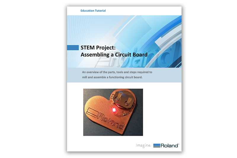 STEM Circuit Board Curriculum Brochure Download
