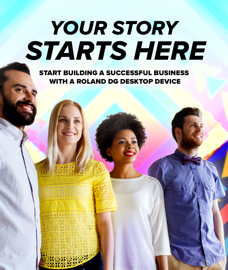 Your Story Starts Here Banner Mobile