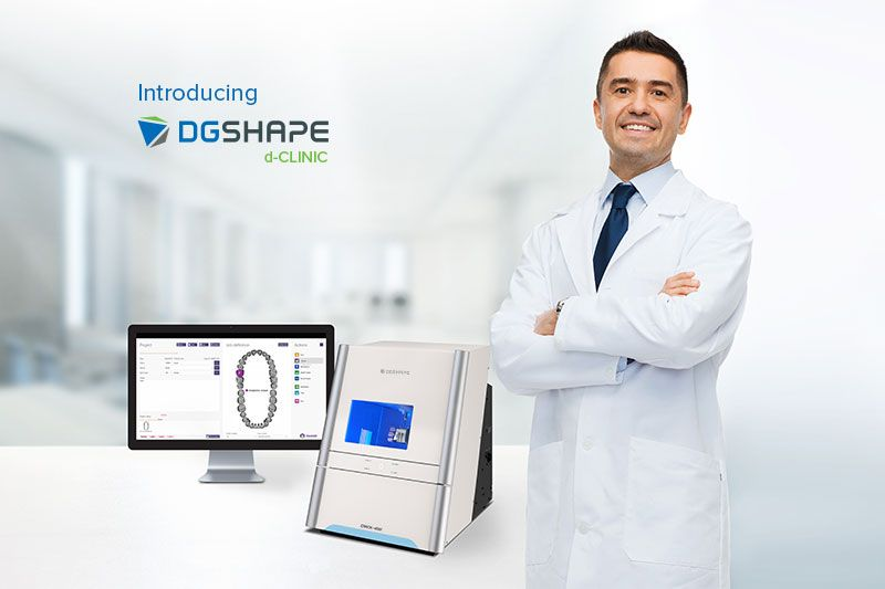 Introducing DGSHAPE d-Clinic