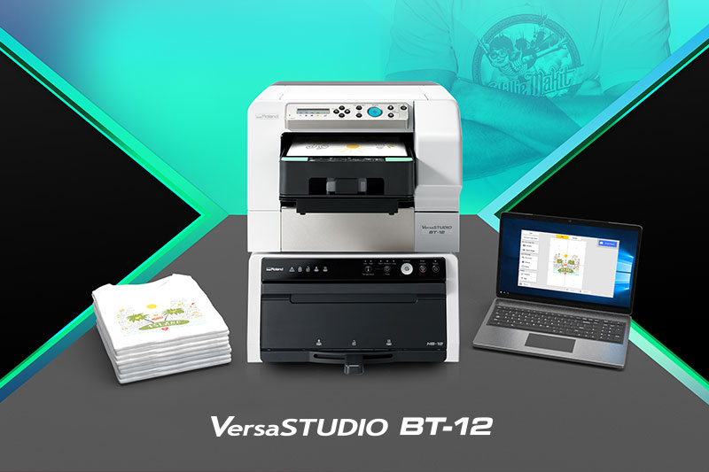 VersaSTUDIO BT-12