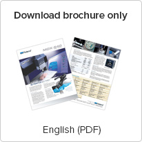 download MDX-540 brochure