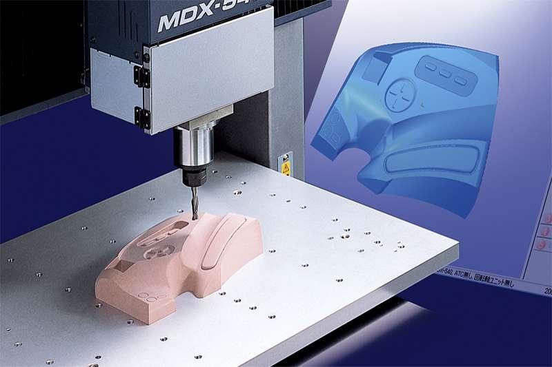 MDX-540 platform med emne