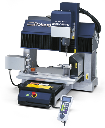 MDX-540 4 Axis Milling Machine