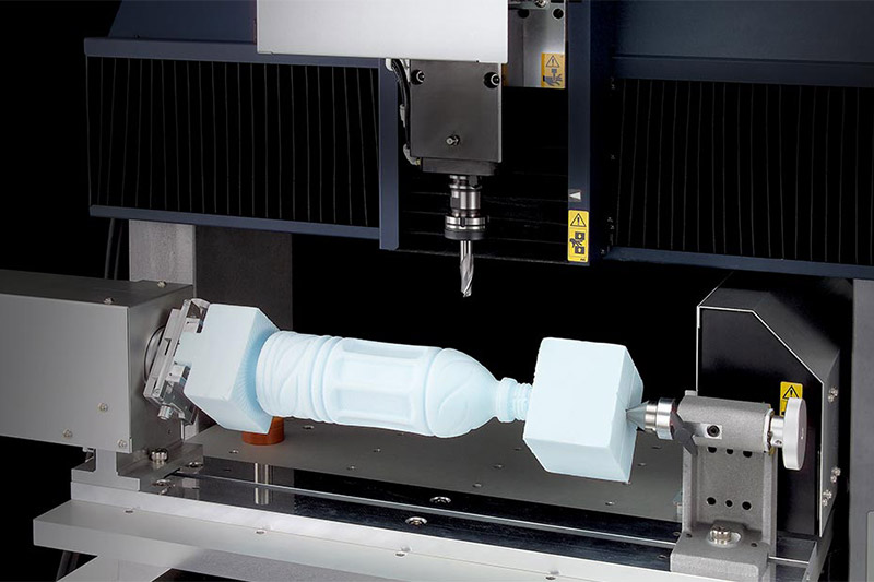 Mdx 540 4 Axis Cnc Mill Rapid Prototype Machines Roland Dga