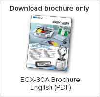 Desktop Engraving Machines Datasheet