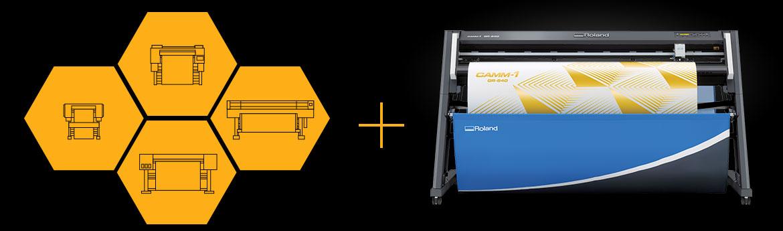 Printers Plus GR Cutter