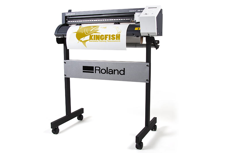 GS-24 Vinyl Cutter with Stand