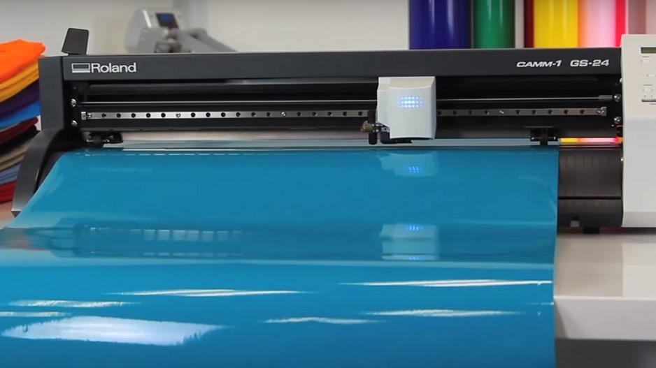 Gs desktop vinyl cutter roland dg