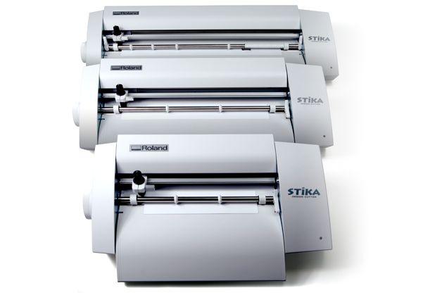 STIKA DesktopVinyl Cutter comes in 3 sizes