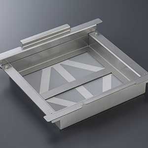 Switch-Out Tray