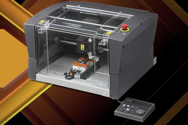 37a1bd3d46fb DE-3 Desktop Rotary Engraver