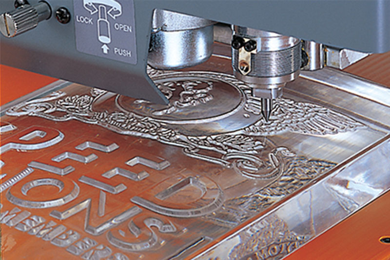EGX-400 Professional CNC Engraving Machines