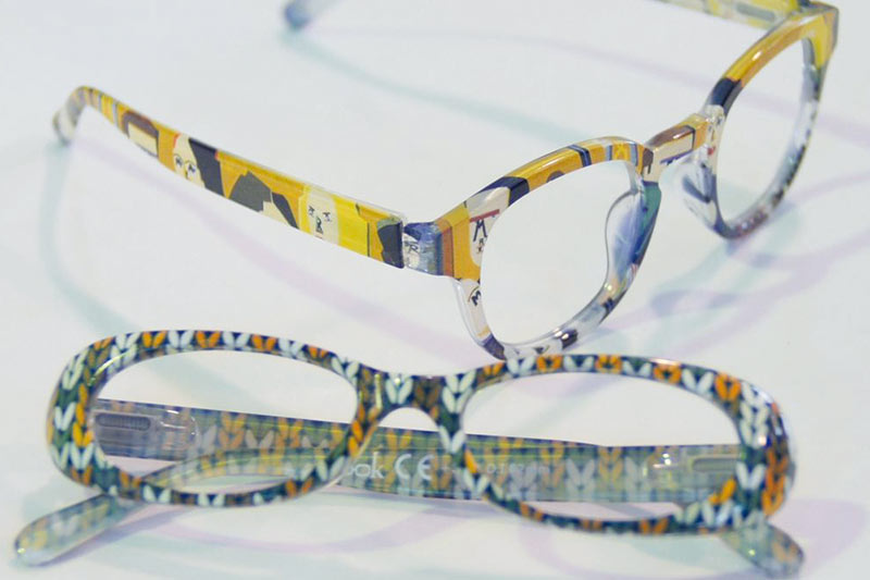 Sublimated Glasses
