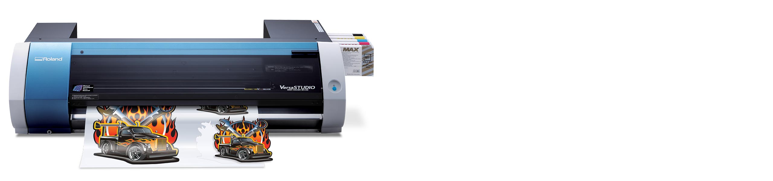 Desktop Inkjet Printer Cutter Versastudio Bn 20 Roland Dga