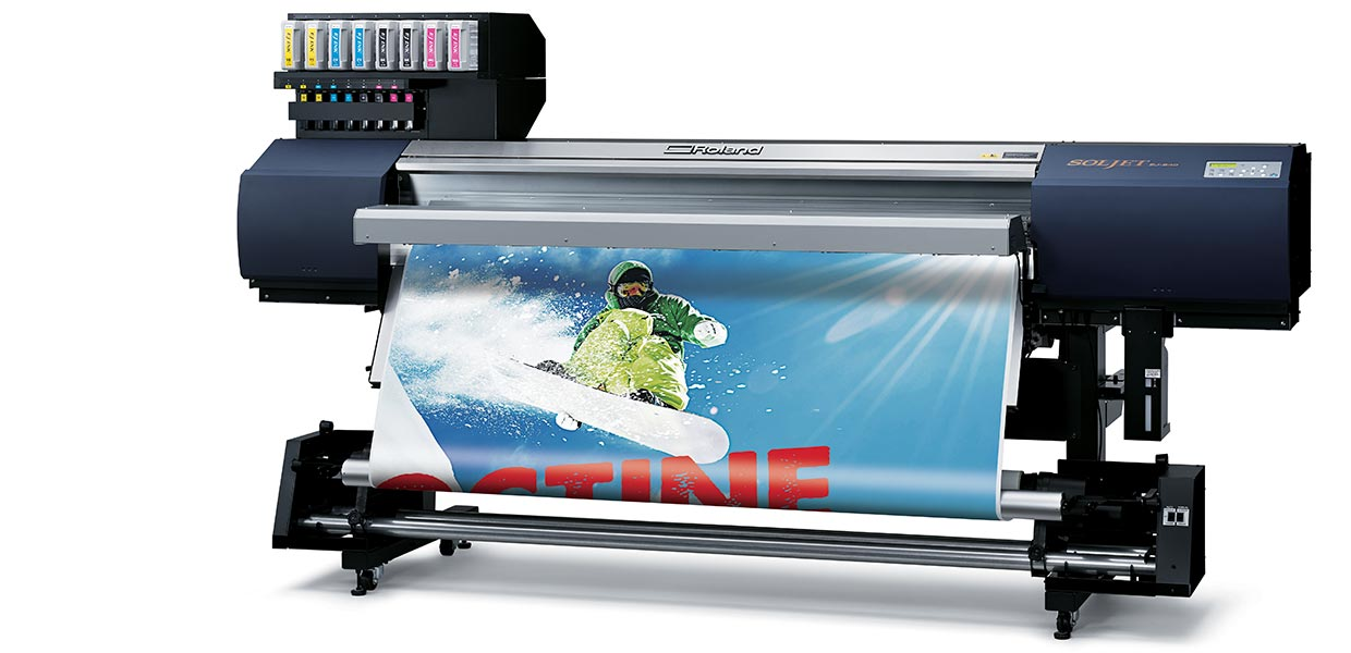 SOLJET® EJ-640 Large Format Digital Printer