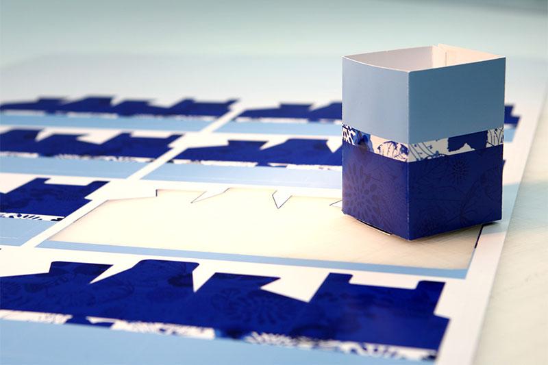 VersaUV LEC Series folding carton workflow