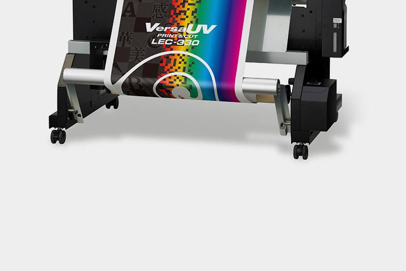 flowbee haircut systems uv printer cutters versauv lec series features roland dga 6081