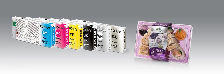 VersaUV LEC Series advanced ECO-UV inks