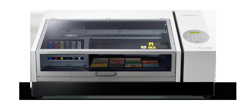 UV Flatbed Printer | VersaUV LEF-300 | Roland DGA