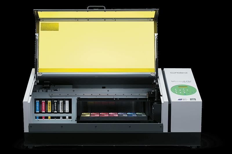 VersaUV LEF-200 Benchtop Printer/Cutter