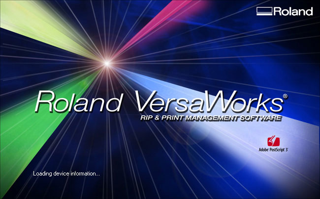 Versaworks software for VersaUV Printers