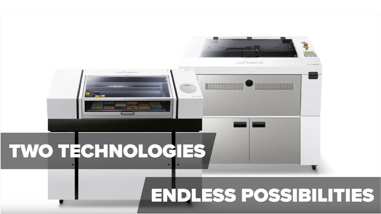Two Technologies - Endless Possibilities