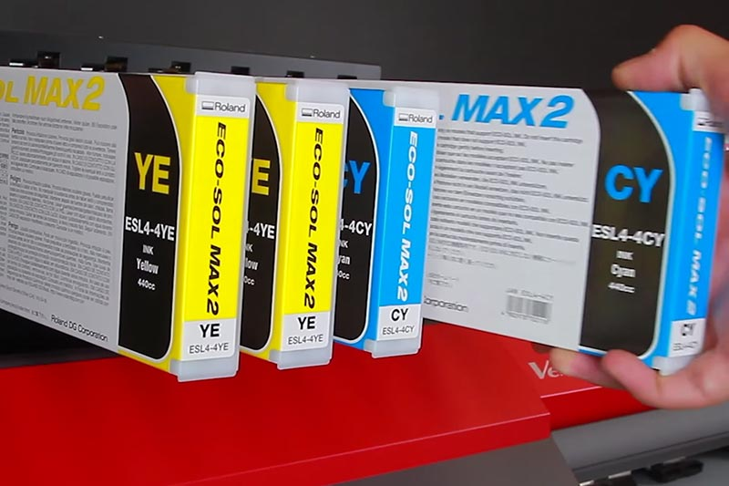 front-loading ink cartridges