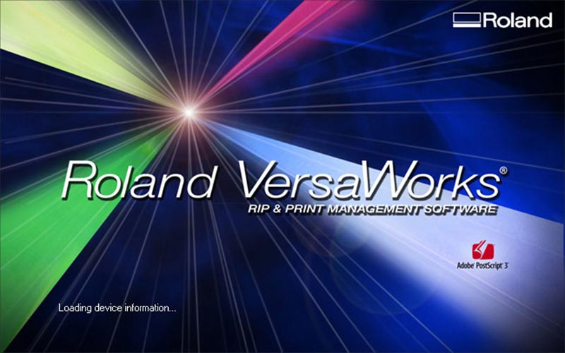 VersaWorks RIP Software