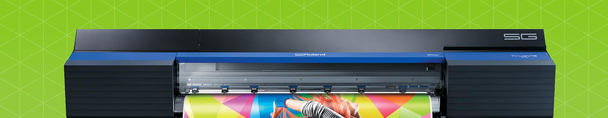 TrueVIS SG Series Printer/Cutters