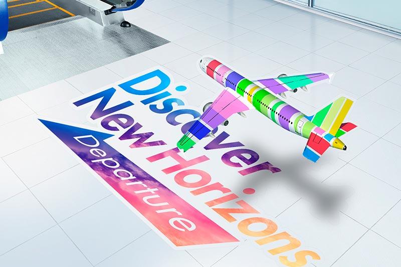 Fly og print