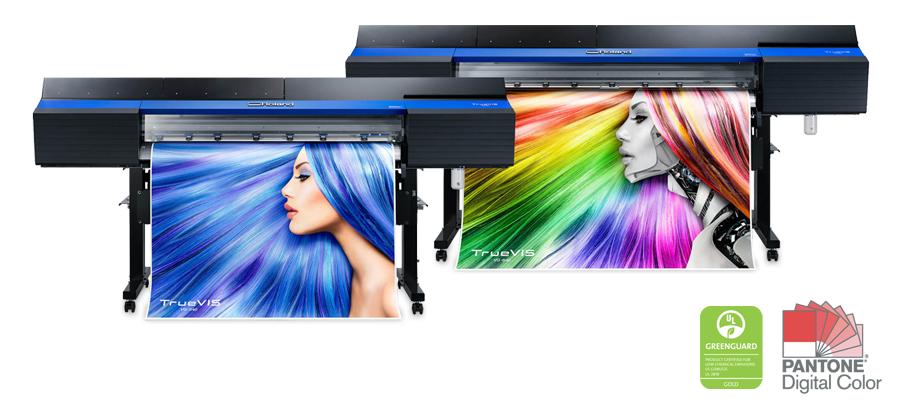 TrueVIS VG Series Printer/Cutters