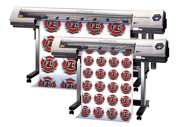 VersaCAMM SPi Wide Format Color Printers