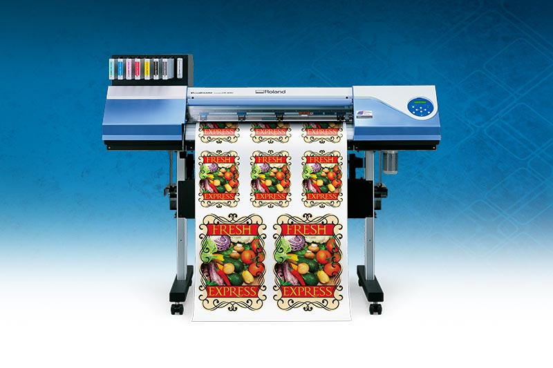 VersaCAMM VS-300i Printer Cutter