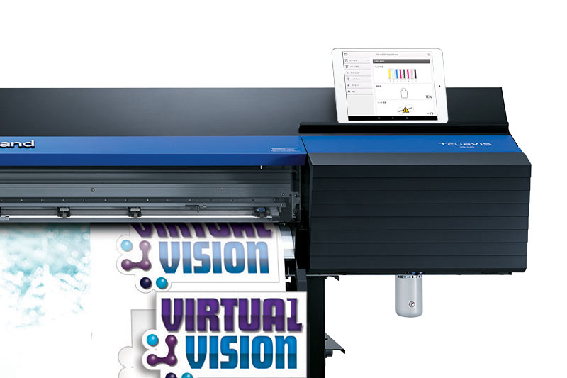 TrueVIS VG Printer/Cutter