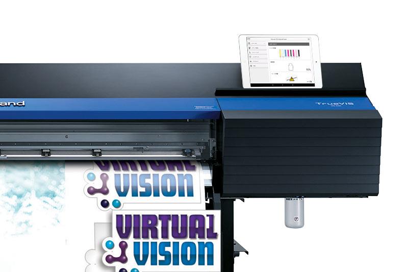 TrueVIS VG Printer/Cutter