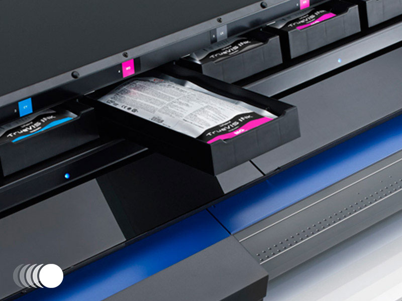 Large Format Inkjet Printer Cutters Truevis Vg 640