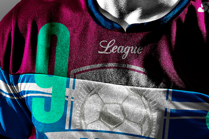 Texart Dye Sublimation Jersey