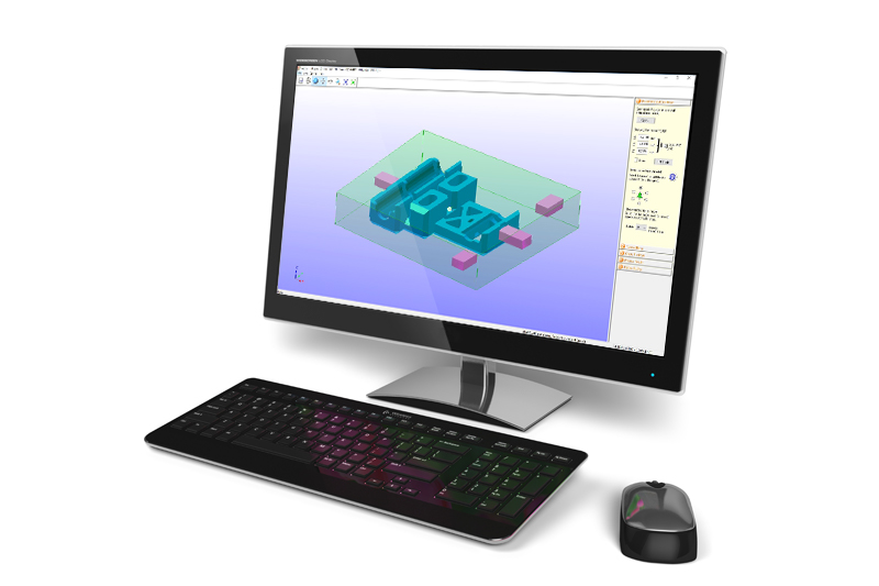 Roland 3D bundled software