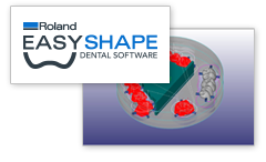Roland EasyShape Dental Software