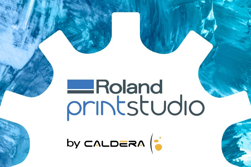 Roland PrintStudio by Caldera Mac OS RIP Software