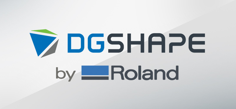 DGSHAPE by Roland