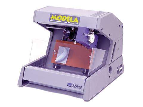 Modela MDX-3 3D Plotter | Roland DGA