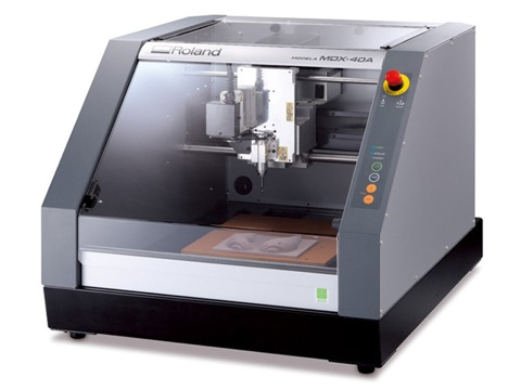 Modela MDX-40A 3D Milling Machine | Roland DGA