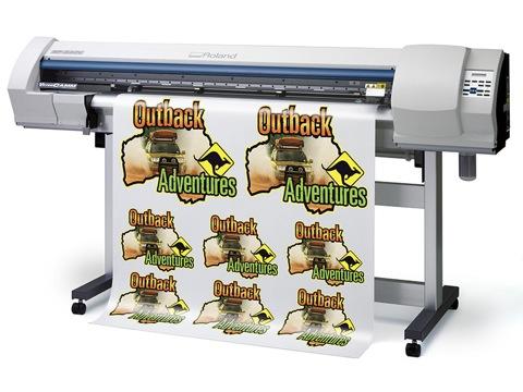 Versacamm Sp 540v 54 Eco Solvent Inkjet Printercutter Roland Dga
