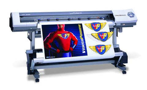 Versacamm Vp 540 54 Quot Eco Solvent Inkjet Printer Cutter