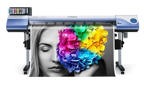 "VersaCAMM VS-640i 64"" Eco-Solvent Inkjet Printer/Cutter 